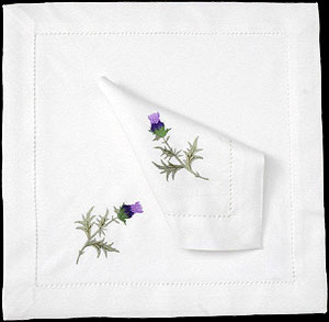 Pair of Alba Table Napkins