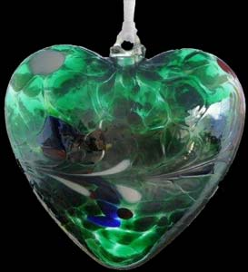 Iridescent Friendship Heart