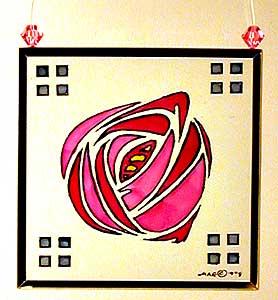 crystal pendant in full rose design to buy online from. Black Bedroom Furniture Sets. Home Design Ideas