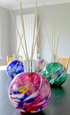 Friendship Glass Globe Scent Diffusers and Refills