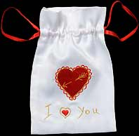Pot Pourri / Large Gift Bags in I Love You design