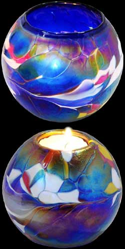 Friendship Mini Globe Tea Light