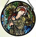 Window Roundel in Madonna design