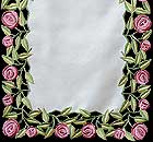 Large Runner in Rennie Mackintosh Pink Rose design