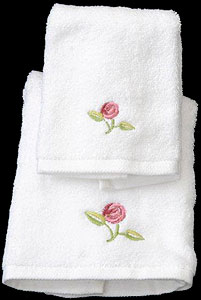 Face Cloth and Guest Towel