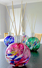 Friendship Glass Globe Scent Diffusers