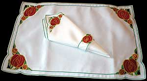 Pair of Table Napkins